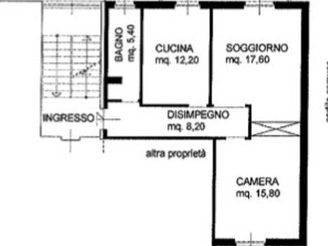 casa Via Adda  49 CORMANO