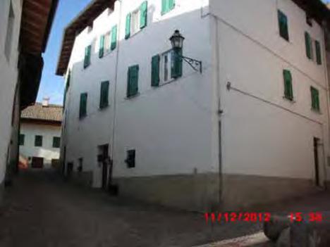 Abitazione di tipo civile castello molina di fiemme for Piani tipo casa castello