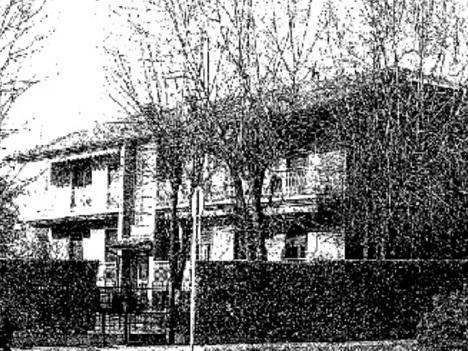 Abitazione di tipo economico basiano euro for Planimetrie della casa del registro del ranch