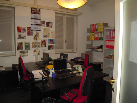 studio via Vincenzo Monti 55 MILANO