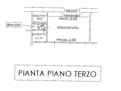laboratorio SERAVEZZA